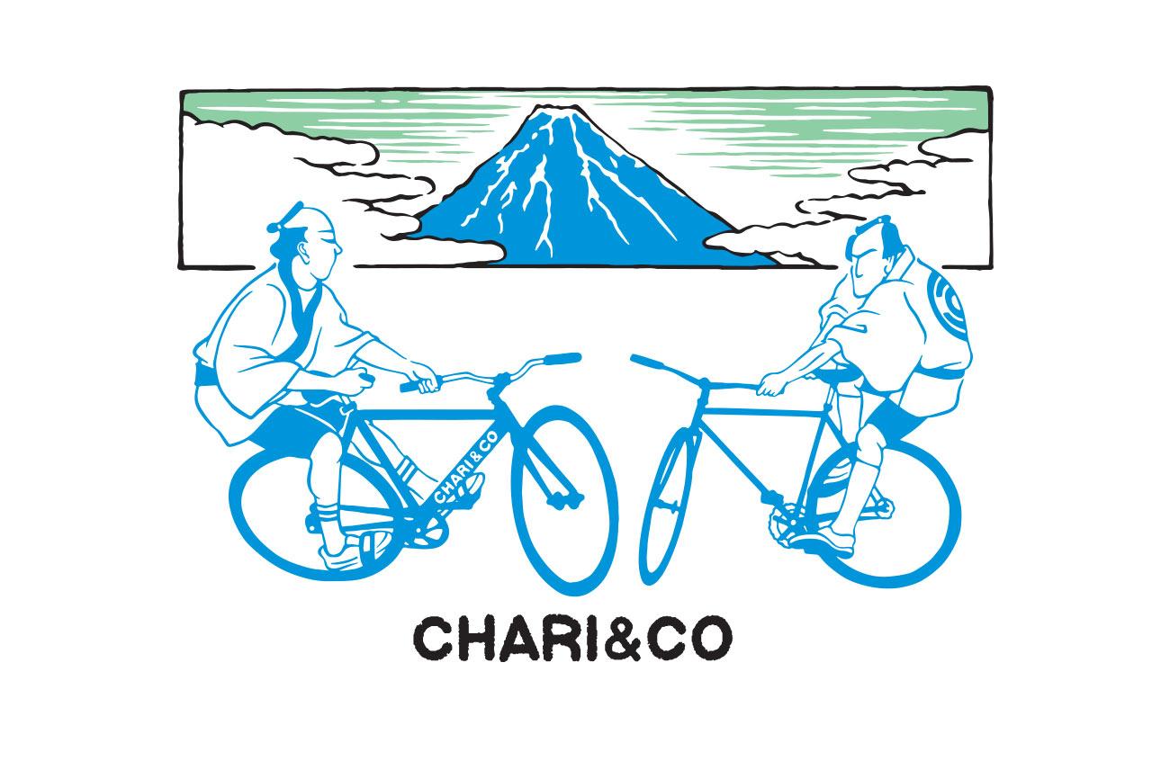 CHARI&CO 2020 NAGAコラボ
