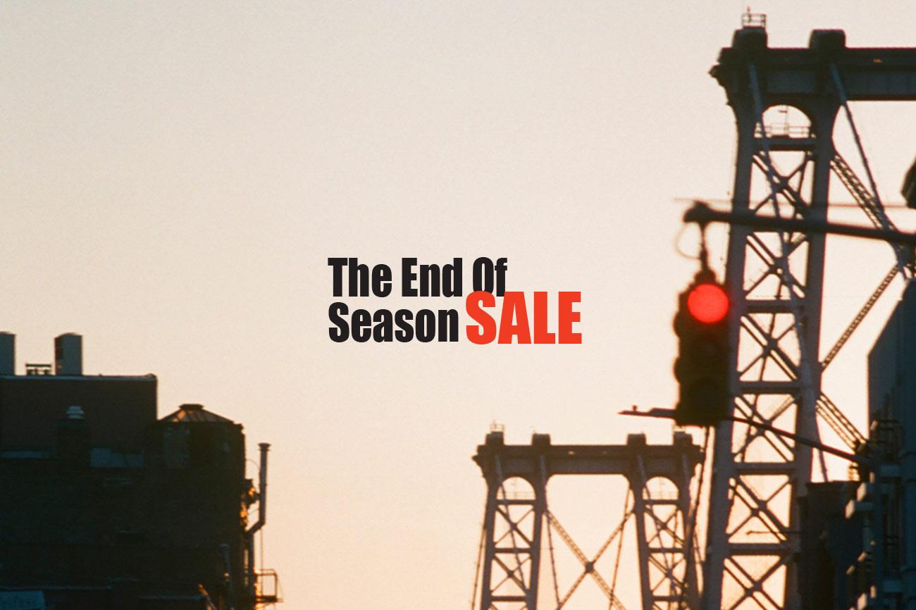 CHARI&CO 2020 The End of Season Sale