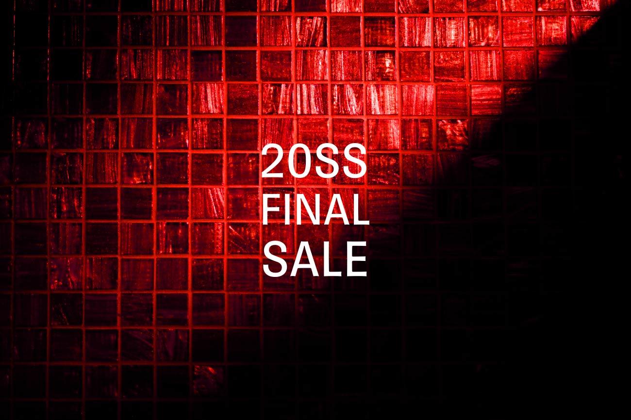 2020 Final Sale