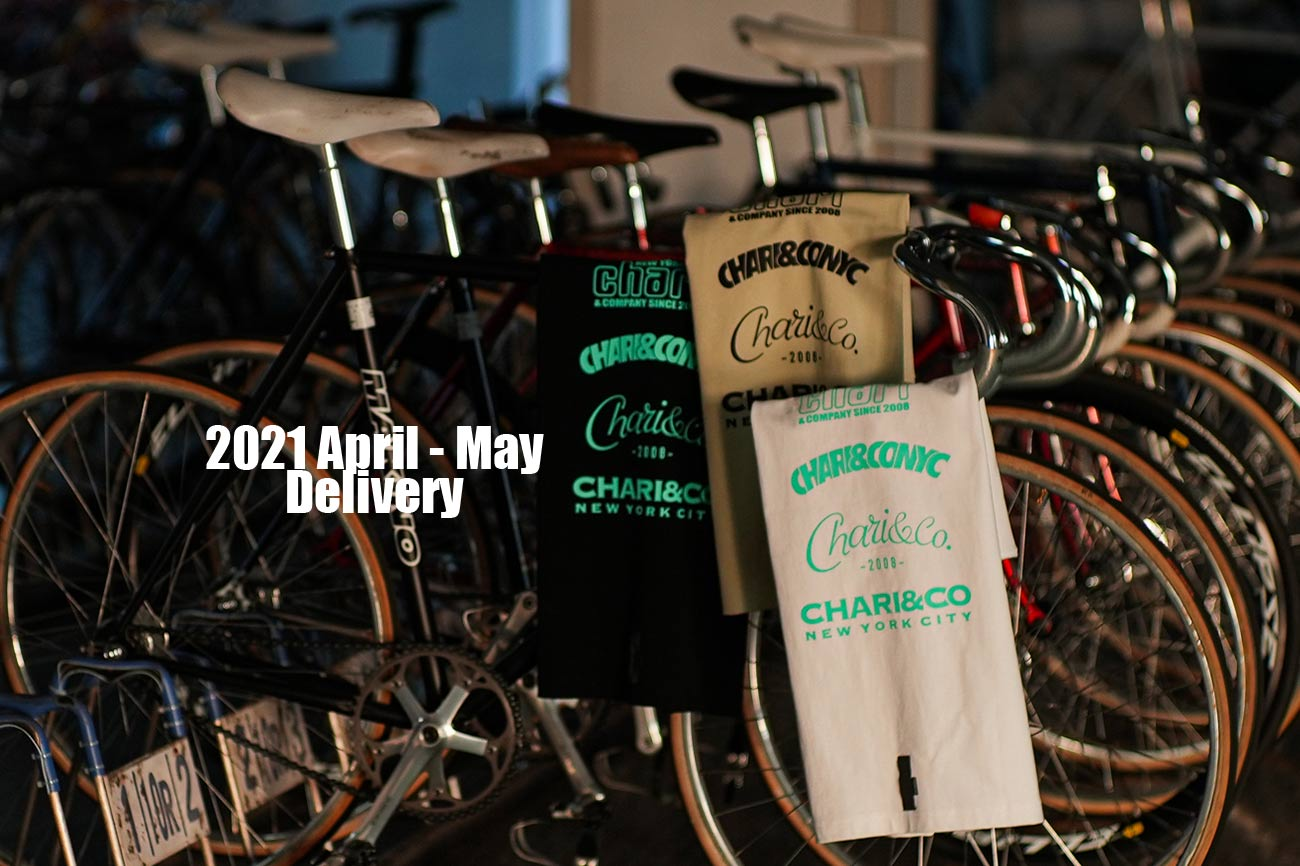 2021 SPRING/SUMMER April Delivery