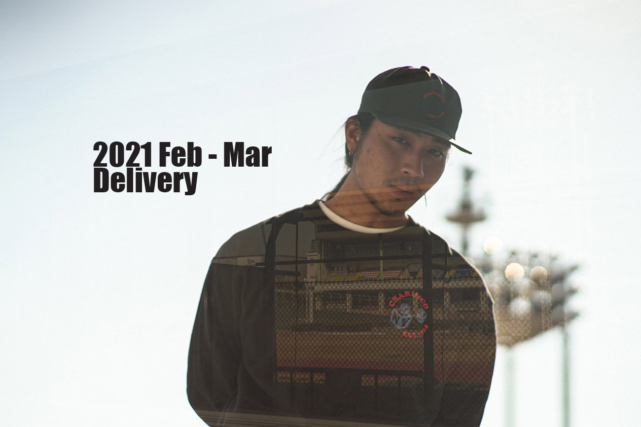 21SS January Delivery