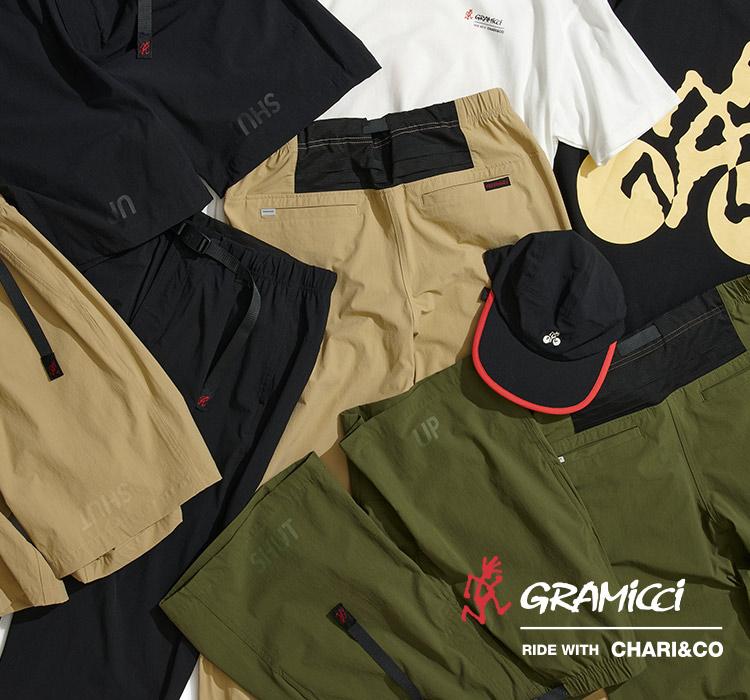 CHARI&CO × GRAMICCI