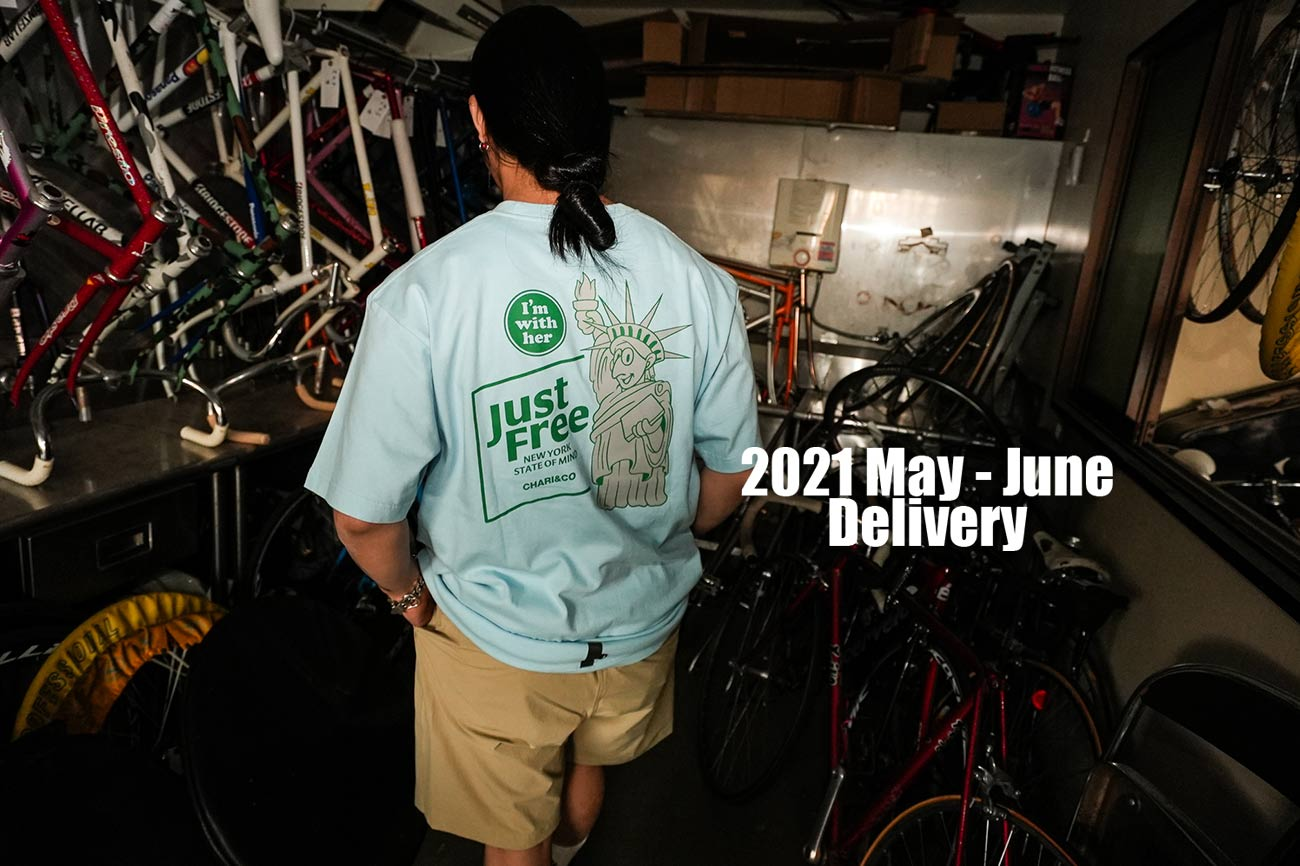 2021 SPRING/SUMMER May Delivery