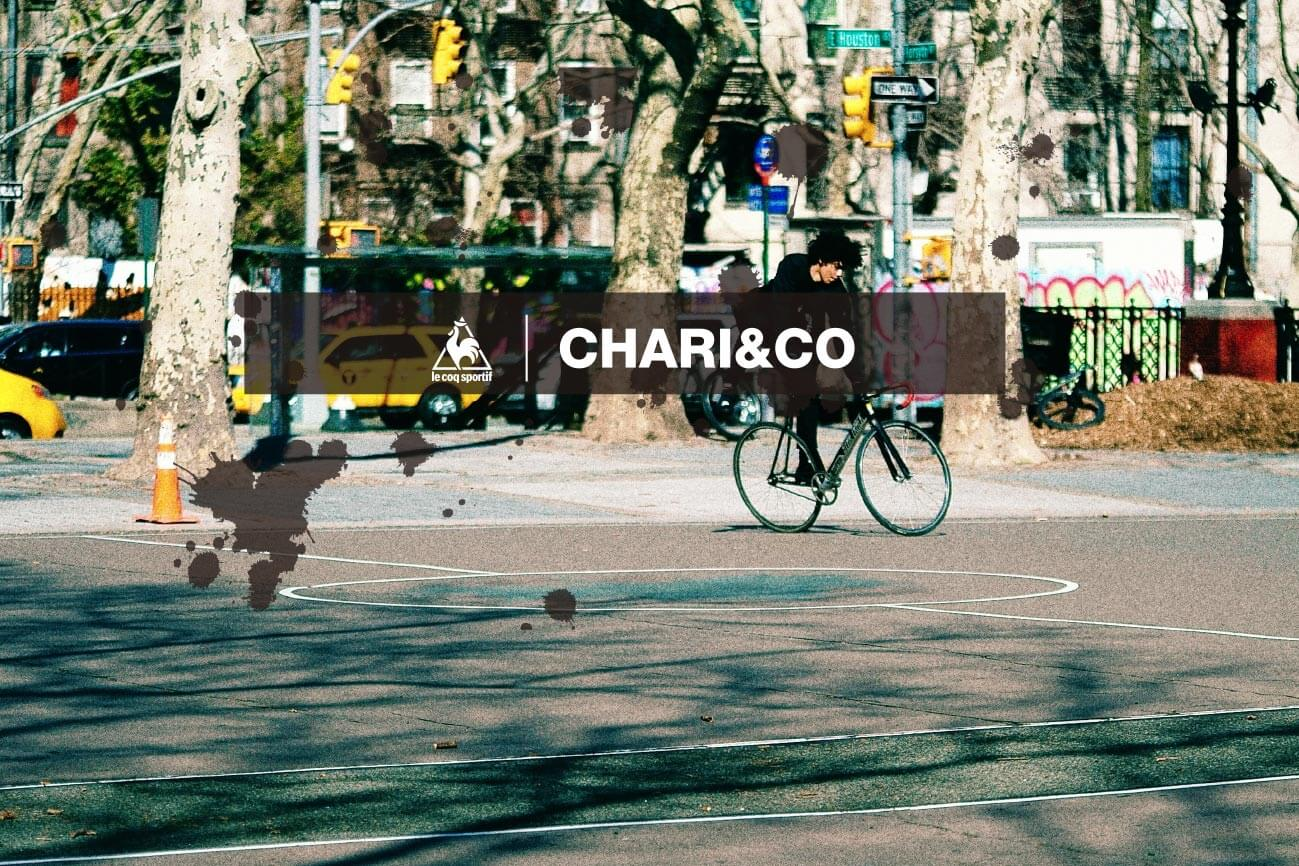CHARI&CO | le coq sportif