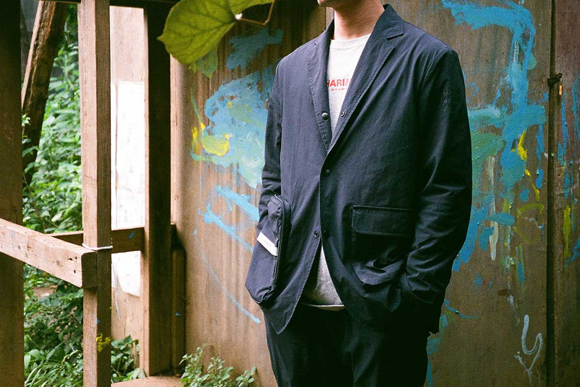 CHARI&CO 2020 Fall/Winter Collection アウター