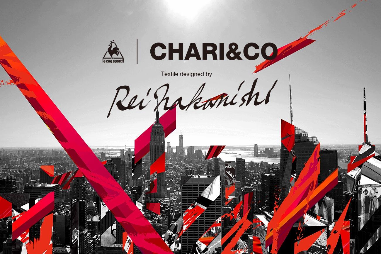lecoq × CHARI&CO