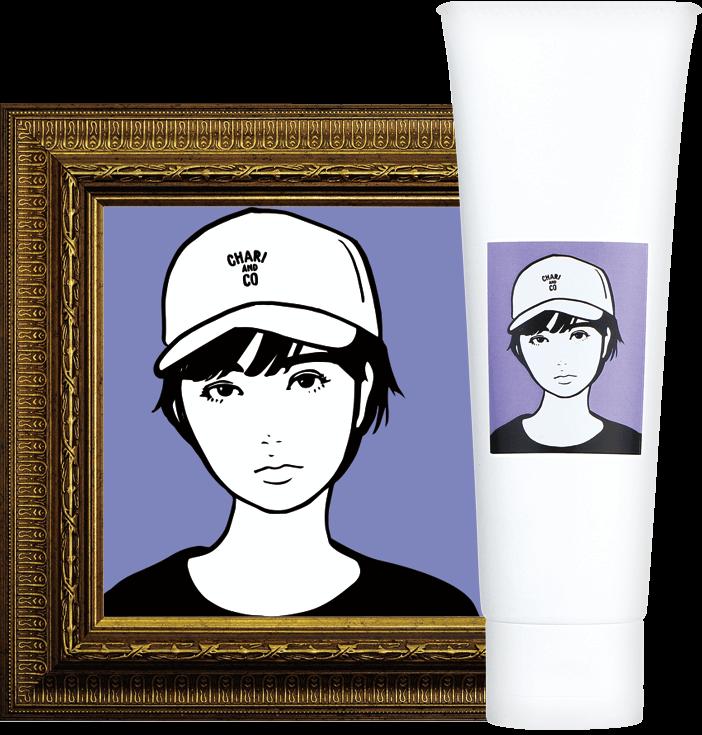 チャリアンドコー 洗顔フォーム80g