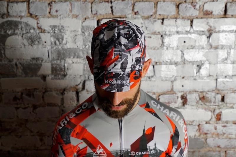 × le coq sportif 19 TEAM CYCLE CAP キャップ 帽子