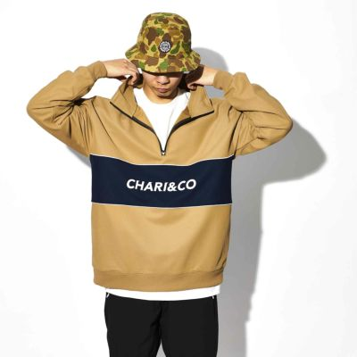 333 HIGH NECK PULLOVER シャツ