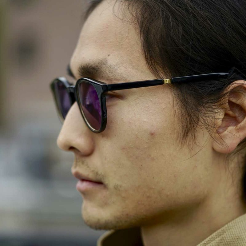 EYE WEAR CLINTON サングラス