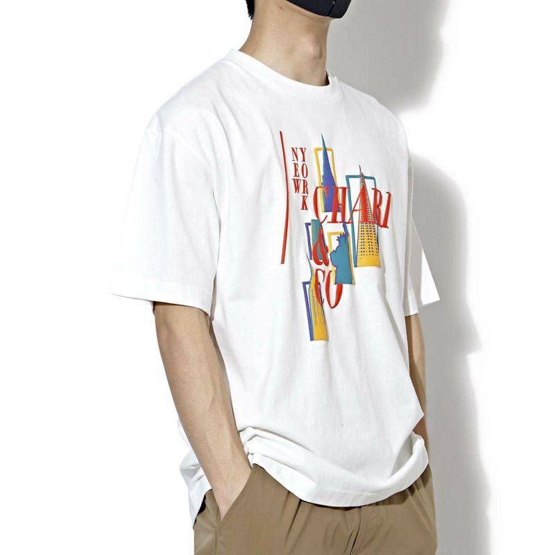 CITY SOUVENIR TEE Tシャツ