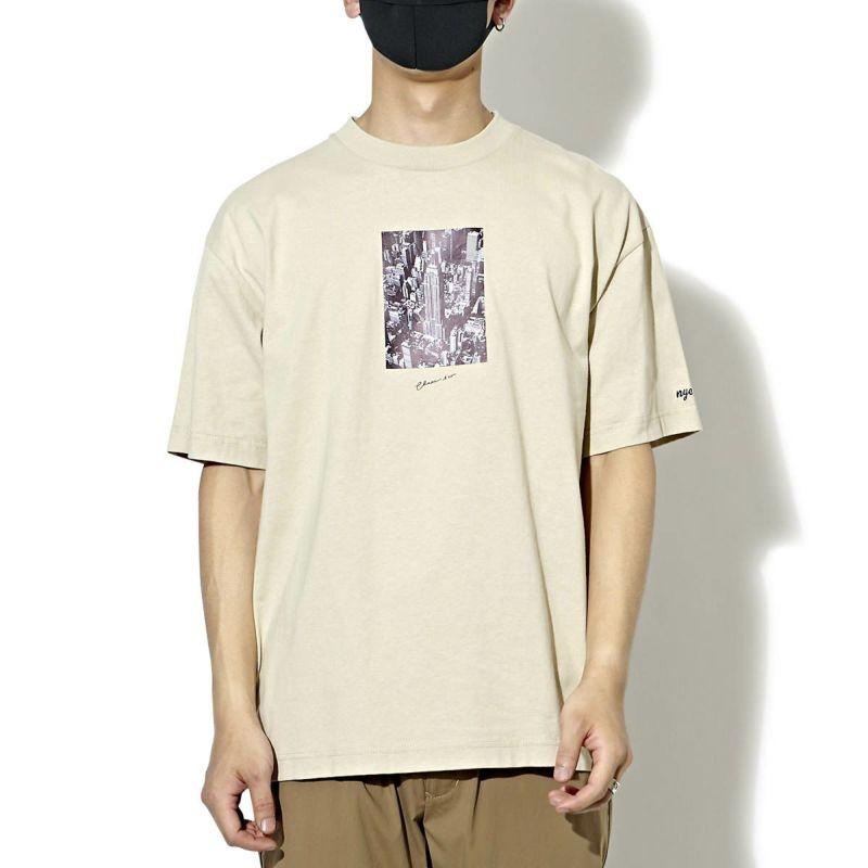 LANDMARK PHOTO TEE Tシャツ