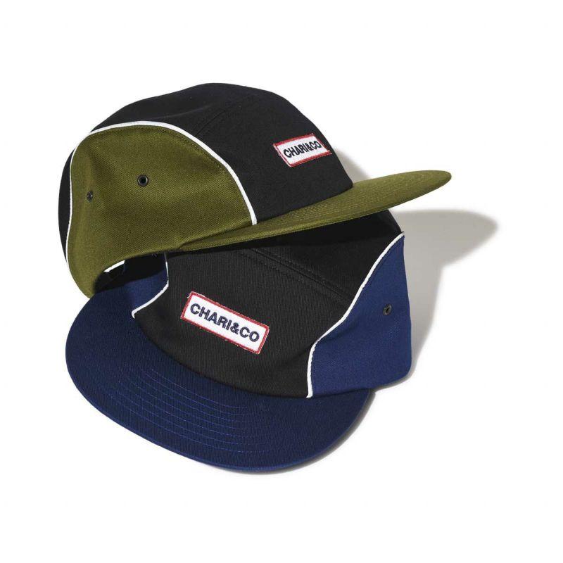 BOX LOGO BI-TONE 5 PANEL CAP キャップ 帽子