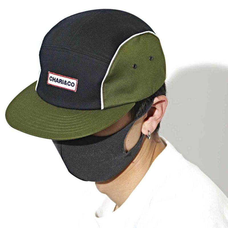 BOX LOGO BI-TONE 5 PANEL CAP キャップ 帽子