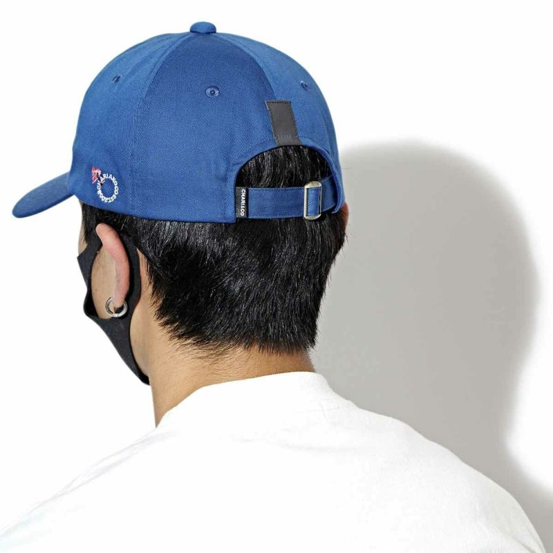 HEART LOCKS THE CIRCLE POLO CAP キャップ 帽子
