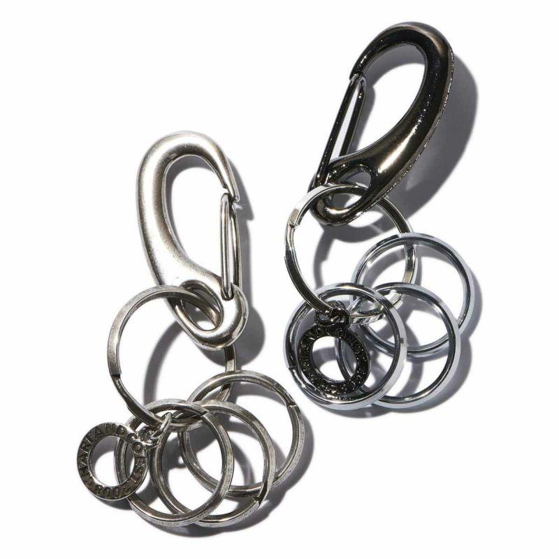 COLUMBUS CIRCLE KEY RING キーホルダー