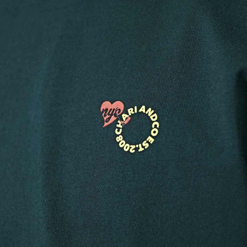 HEART LOCKS THE CIRCLE TEE Tシャツ