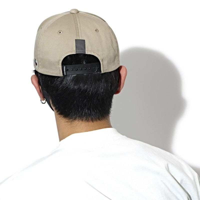 SCRIPT LOGO SNAPBACK CAP キャップ 帽子