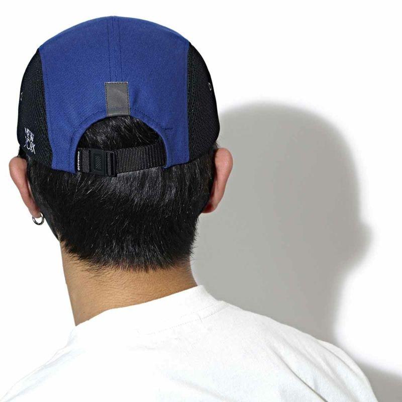 STITCH MESH 5 PANEL CAP キャップ 帽子