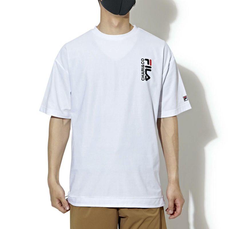 × FILA URBAN REOPARD TEE Tシャツ