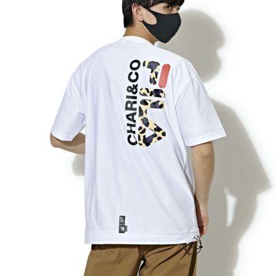 × FILA URBAN LEOPARD TEE Tシャツ