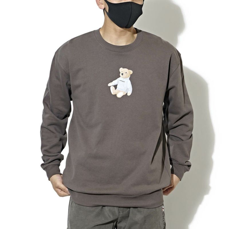 THE BEAR CREWNECK SWEATS スウェット