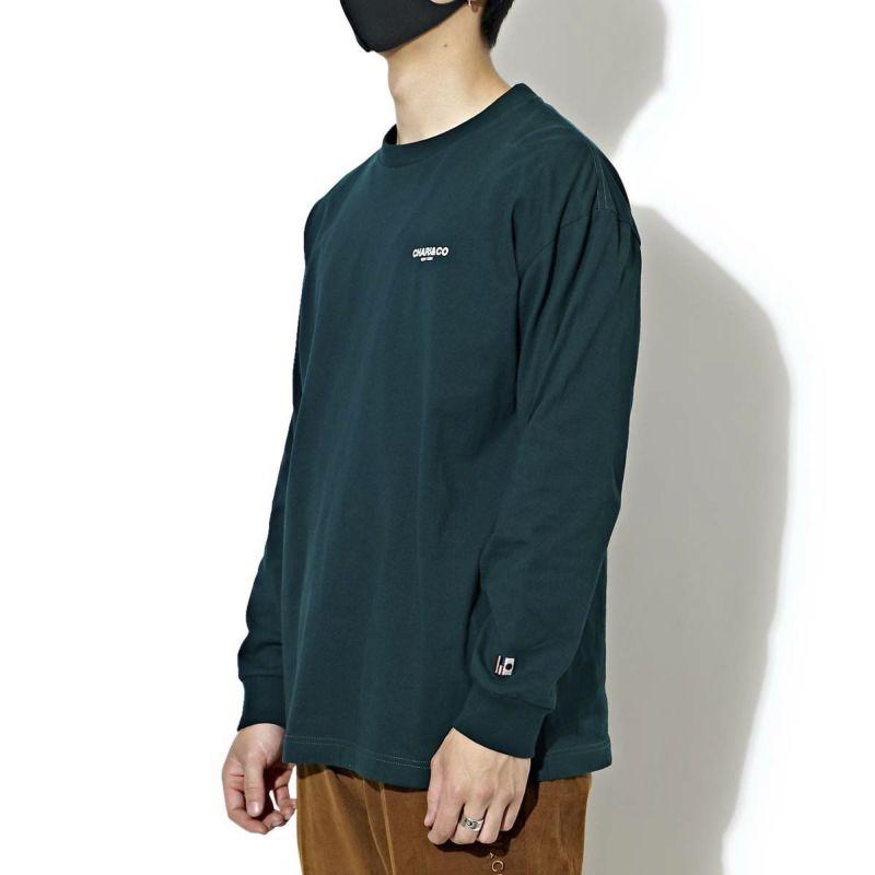 NEW YORK LOGO L/S TEE Tシャツ ロンT