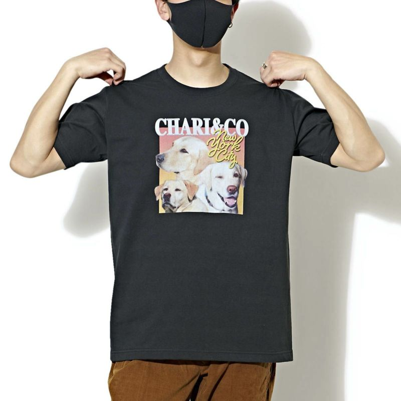 THANKSGIVING DOG SHOW TEE Tシャツ