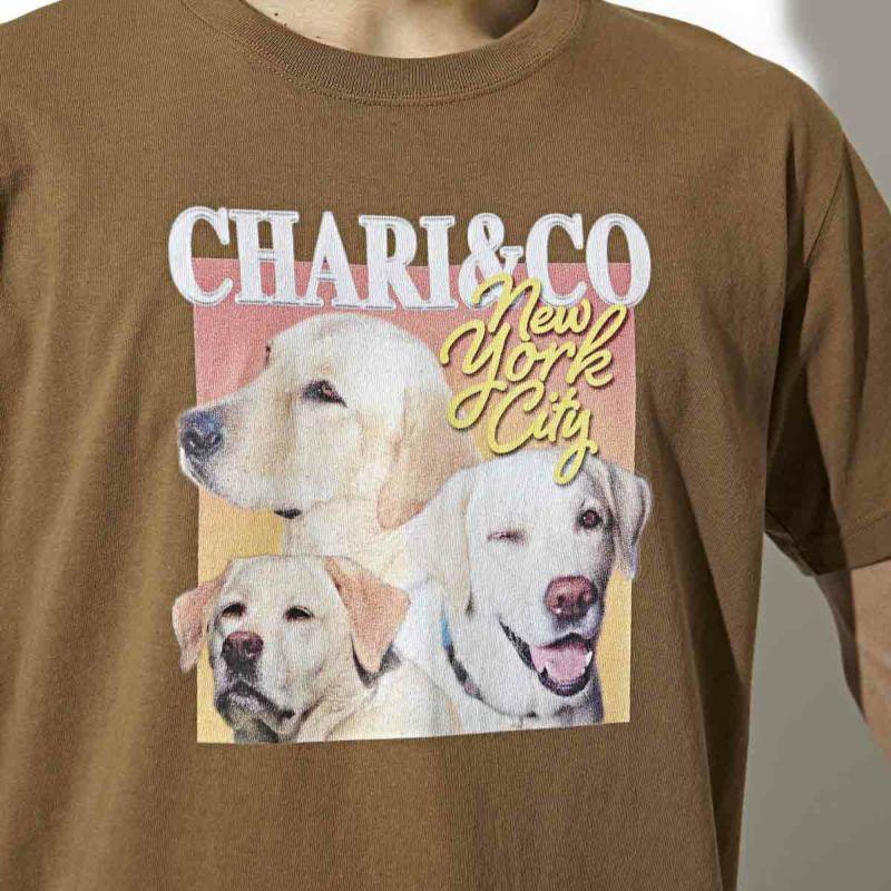 THANKSGIVING DOG SHOW TEE Tシャツ