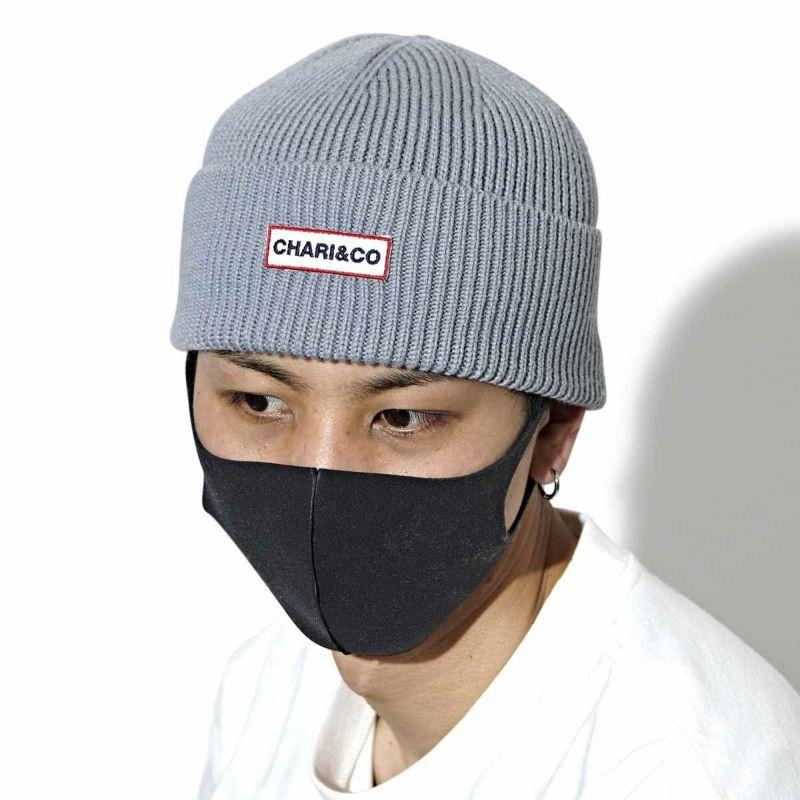 BOX LOGO KNIT CAP 帽子
