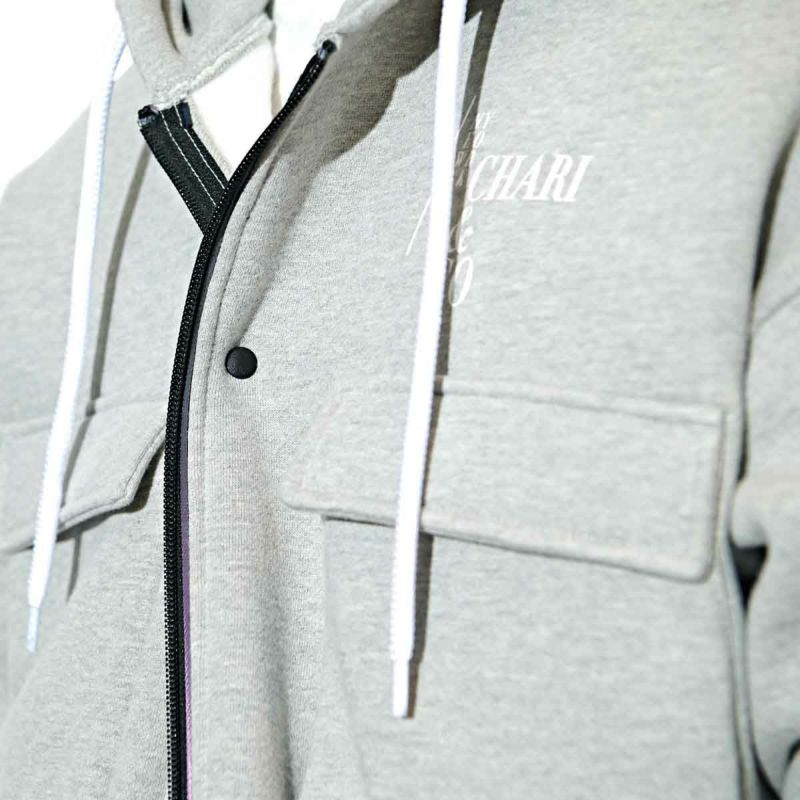 CITY SOUVENIR ZIP UP HOODIE SWEATS スウェット