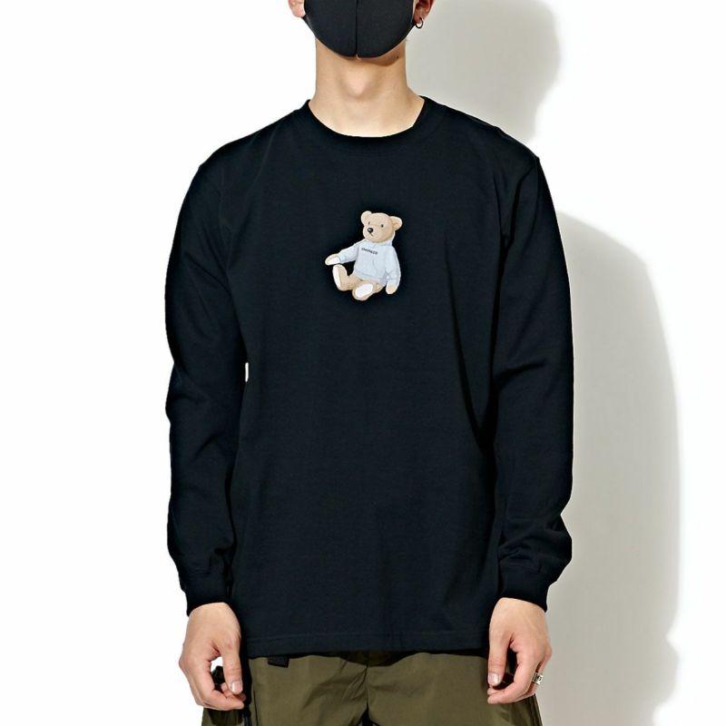 THE BEAR L/S TEE Tシャツ ロンT