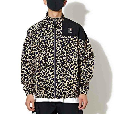 × FILA URBAN LEOPARD JKT ジャケット