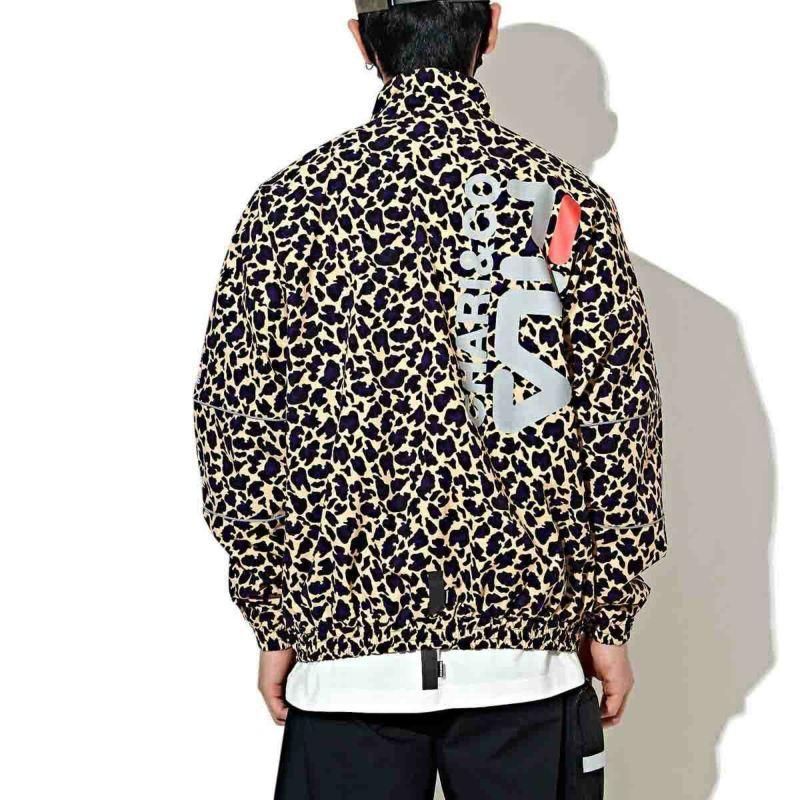 × FILA URBAN REOPARD JKT ジャケット
