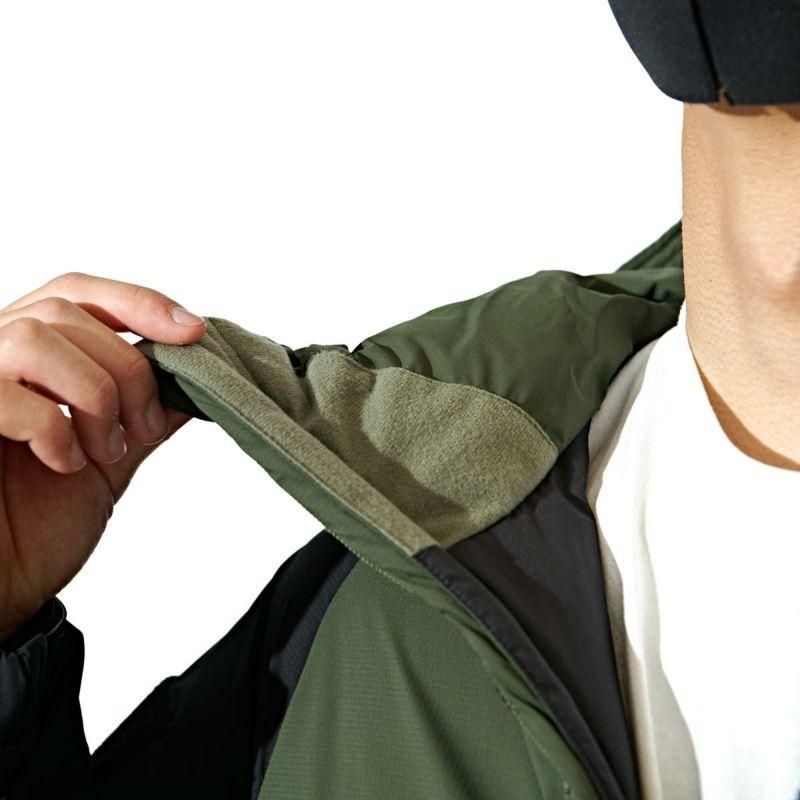 × F/CE. × NANGA HALF DOWN PARKER ジャケット