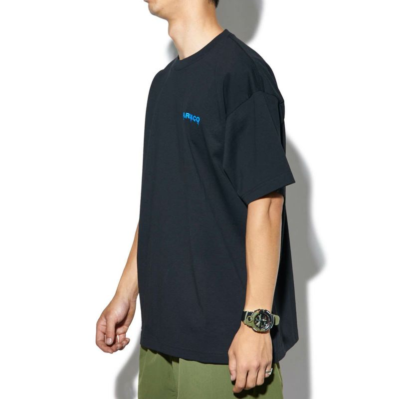 x NAGA SKID IN THE RAIN TEE Tシャツ
