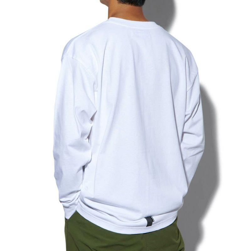 MINI GOTHAM LOGO L/S TEE Tシャツ ロンT
