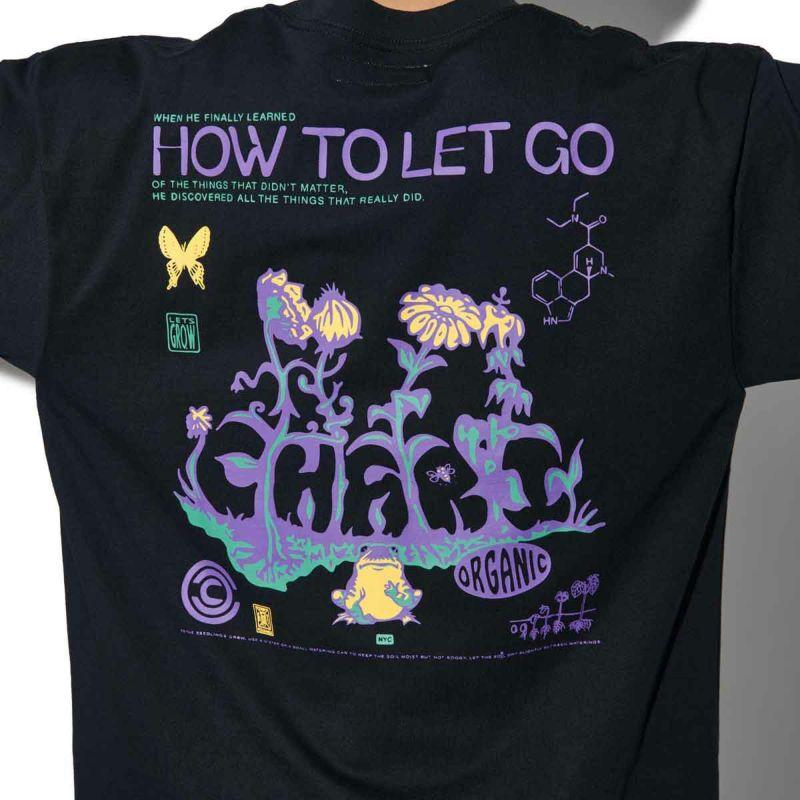 x MIKE SCHMITT LET'S GROW US L/S TEE Tシャツ ロンT