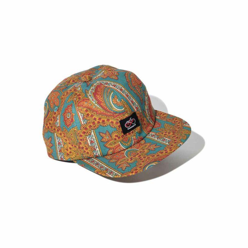 USA FABRIC PAISLEY 6 PANEL CAP キャップ 帽子