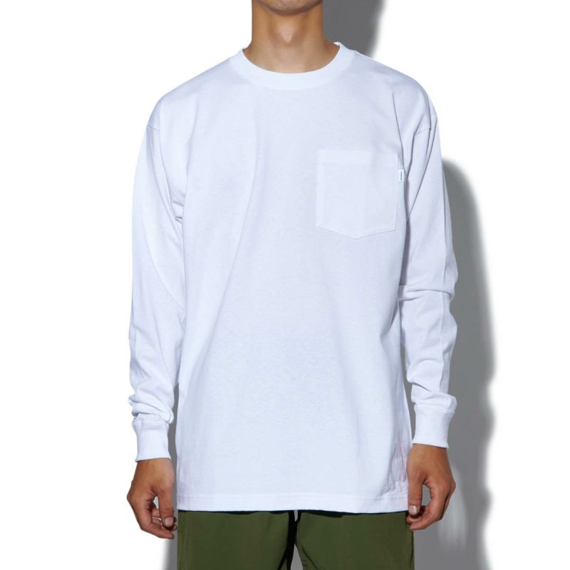 TIME THING L/S TEE Tシャツ ロンT