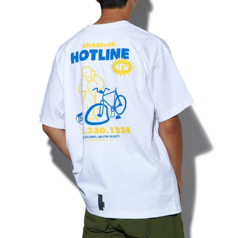 x MIKE SCHMITT INSTRUCTION TEE Tシャツ