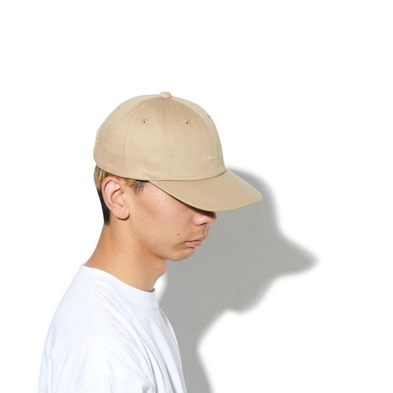 SCRIPT LOGO POLO CAP キャップ 帽子