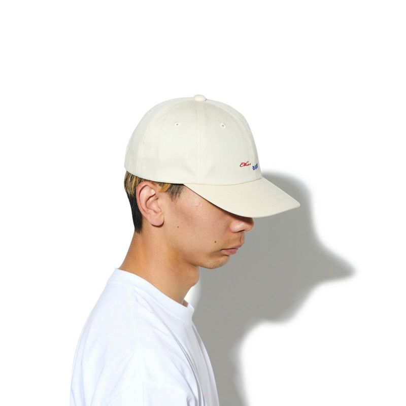 THEN AND NOW LOGO POLO CAP キャップ 帽子