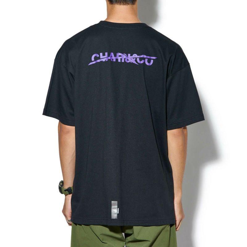 "x REI NAKANISHI LOGO TEE ""CTET"" Tシャツ"