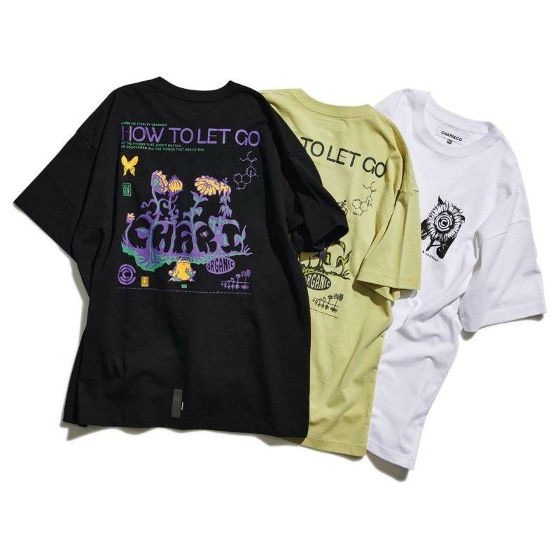 x MIKE SCHMITT LET'S GROW TEE Tシャツ