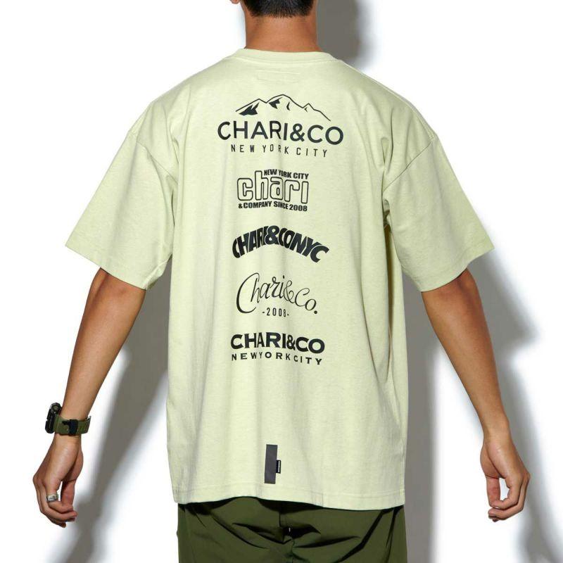 SEVERAL LOGOS TEE Tシャツ