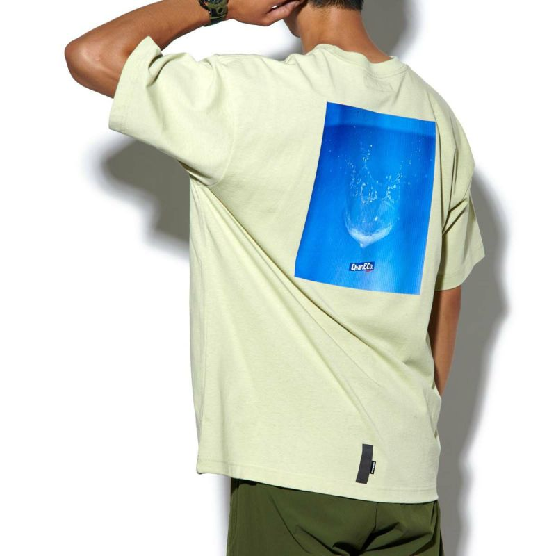 SPLASHED TEE Tシャツ