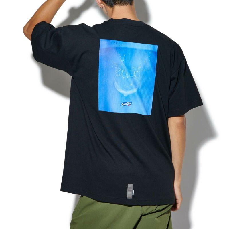 SPLASHED TEE Tシャツ