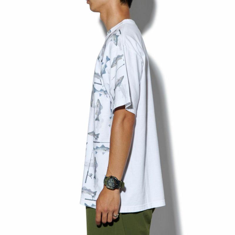 POPULAR FISHING TEE Tシャツ
