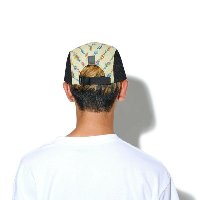 USA FABRIC FISHING FLIES 5 PANEL CAP キャップ 帽子
